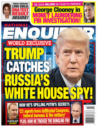 National Enquirer Apr 3 2017