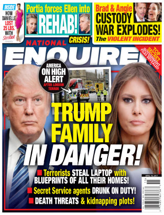 National Enquirer Apr 10 2017
