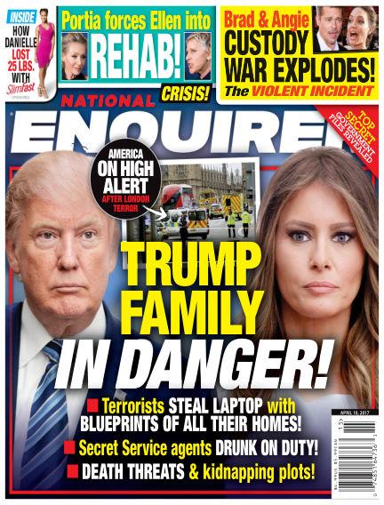 National Enquirer March 31, 2017 00:00