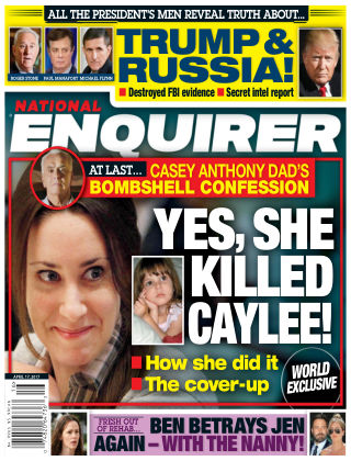 National Enquirer Apr 17 2017