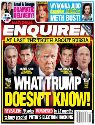 National Enquirer May 1 2017