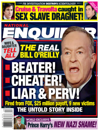 National Enquirer May 15 2017