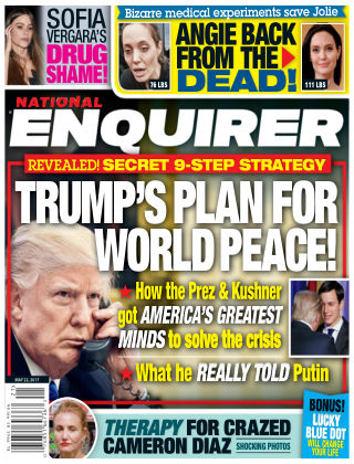 National Enquirer May 22 2017