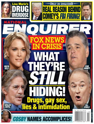 National Enquirer May 29 2017