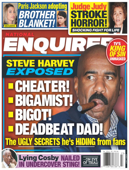 National Enquirer May 26, 2017 00:00