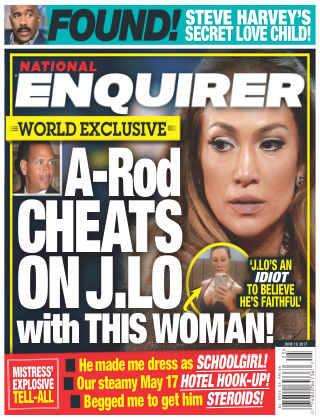 National Enquirer Jun 19 2017