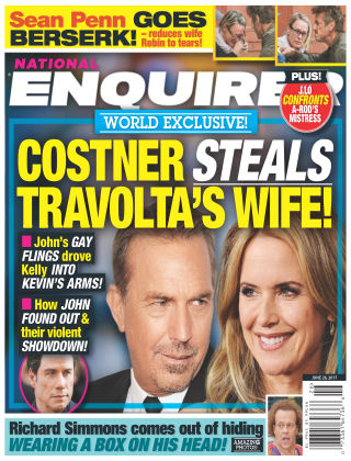 National Enquirer Jun 26 2017
