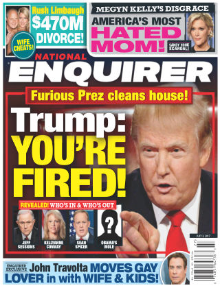 National Enquirer Jul 3 2017