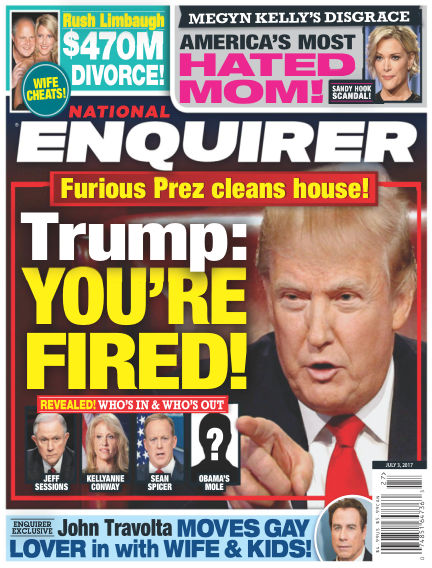 National Enquirer June 23, 2017 00:00