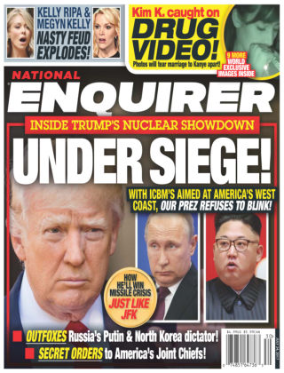 National Enquirer Jul 24 2017