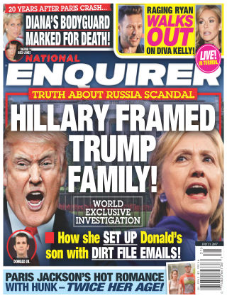 National Enquirer Jul 31 2017