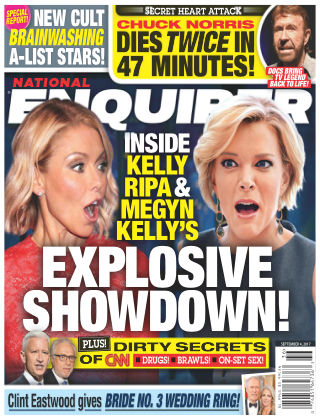 National Enquirer Sep 4 2017