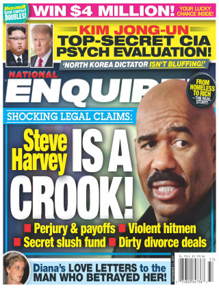 National Enquirer Sep 11 2017