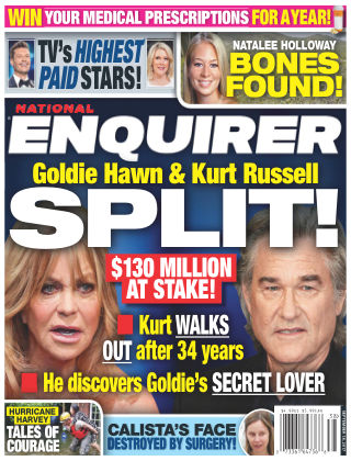 National Enquirer Sep 18 2017