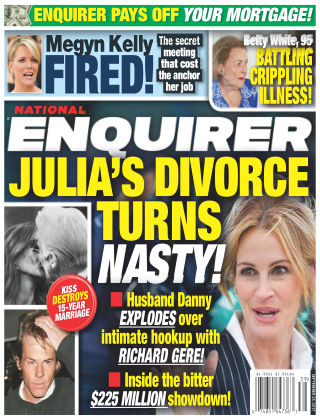 National Enquirer Sep 25 2017