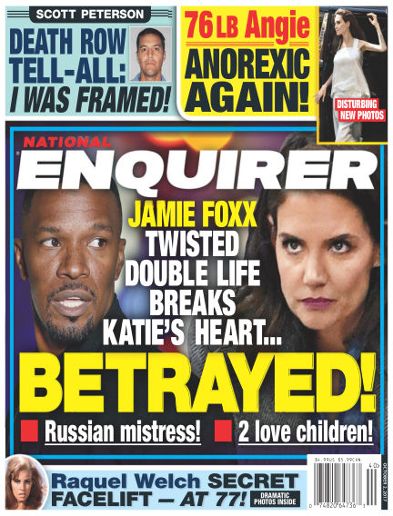 National Enquirer September 22, 2017 00:00