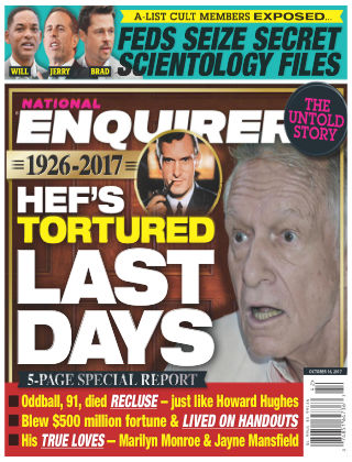 National Enquirer Oct 16 2017