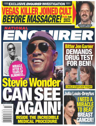 National Enquirer Oct 23 2017