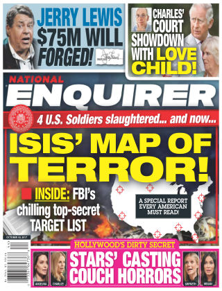 National Enquirer Oct 30 2017