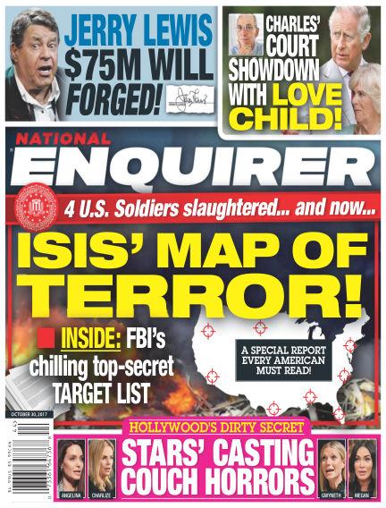 National Enquirer October 20, 2017 00:00