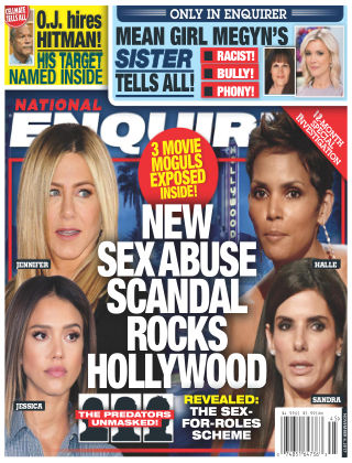 National Enquirer Nov 6 2017
