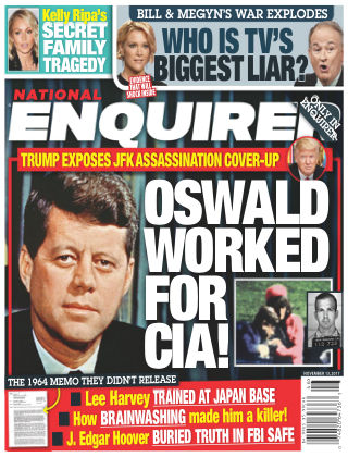 National Enquirer Nov 13 2017