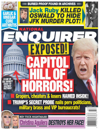 National Enquirer Dec 11 2017