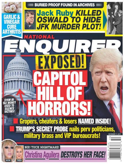 National Enquirer December 01, 2017 00:00