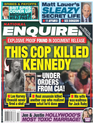 National Enquirer Dec 18 2017