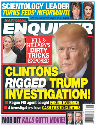 National Enquirer Dec 25 2017