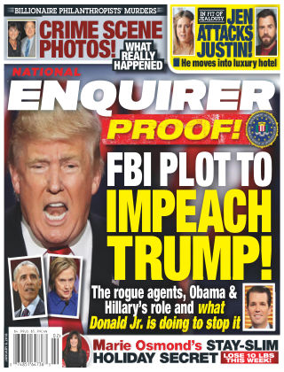 National Enquirer Jan 8 2018