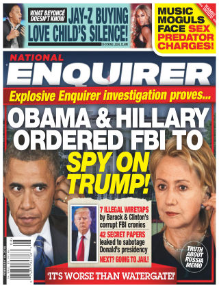National Enquirer Feb 19 2018