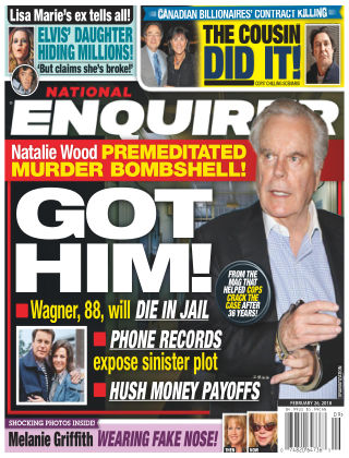 National Enquirer Feb 26 2018