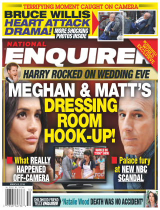 National Enquirer Mar 5 2018