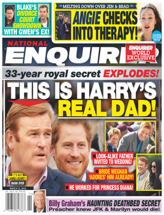 National Enquirer Mar 12 2018