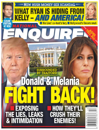 National Enquirer Mar 19 2018