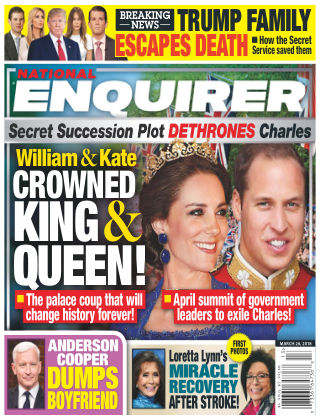 National Enquirer Mar 26 2018