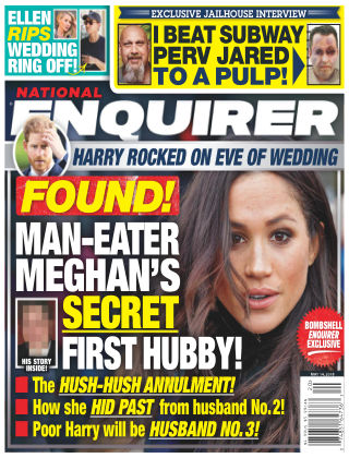 National Enquirer May 14 2018