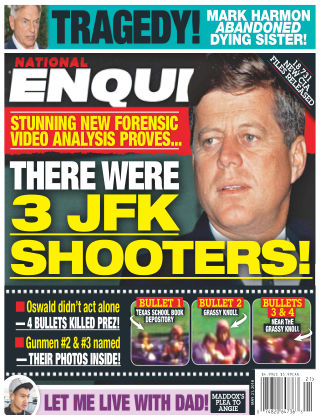 National Enquirer May 21 2018