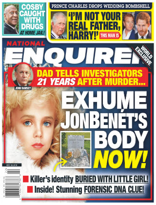 National Enquirer May 28 2018