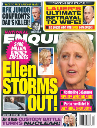National Enquirer Jun 18 2018