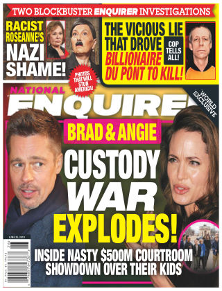 National Enquirer Jun 25 2018