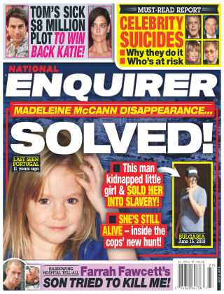 National Enquirer Jul 2 2018