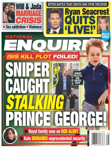 National Enquirer June 29, 2018 00:00
