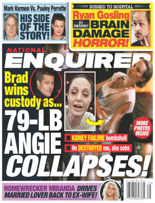 National Enquirer Jul 12 2018