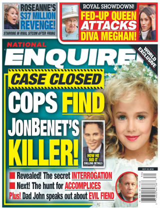 National Enquirer Jul 23 2018
