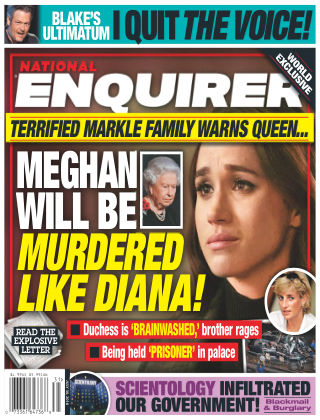 National Enquirer Jul 30 2018