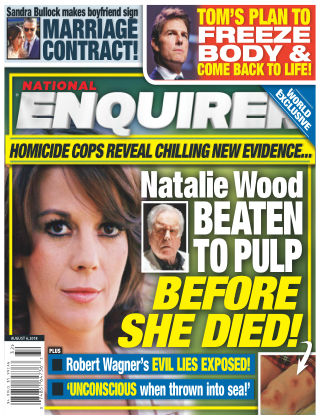 National Enquirer Aug 6 2018