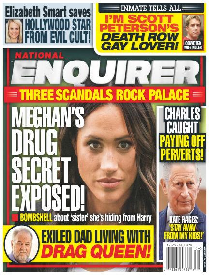 National Enquirer August 10, 2018 00:00