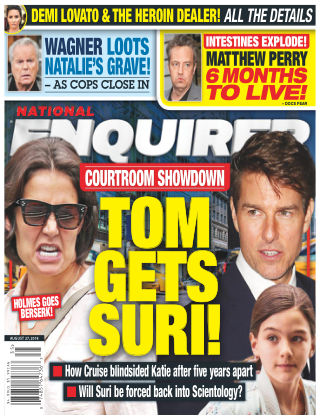 National Enquirer Aug 27 2018
